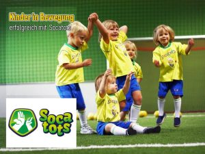 SOCATOTS & Brazilian Soccer Schools